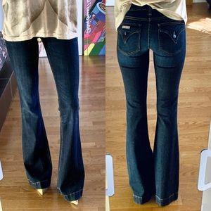 NWOT Hudson 'Ferris' Flare Jeans